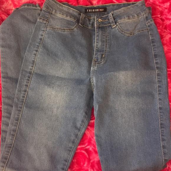 Fashion Nova Pants - Fashion Nova High waisted jean